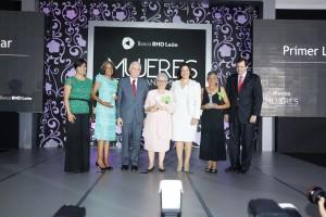 Josefina Navarro, María Isabel Balbuena, Luis Molina Achécar, Ernestina Grullón, Margarita Cedeño de Fernández, Solange Soto, Steven Puig